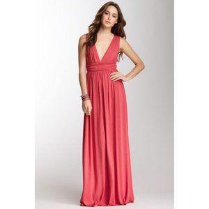 NWT Rachel Pally Sybil Maxi Dress Strawberry XS